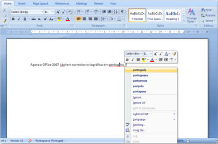 BAIXAR 2007 VERIFICADOR WORD ORTOGRAFICO