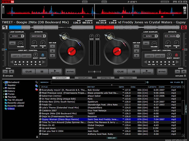 VIRTUAL 5.2.1 PROFESSIONAL BAIXAR DJ ATOMIX