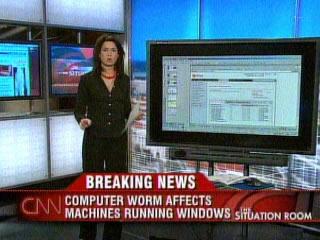 CNN Infected