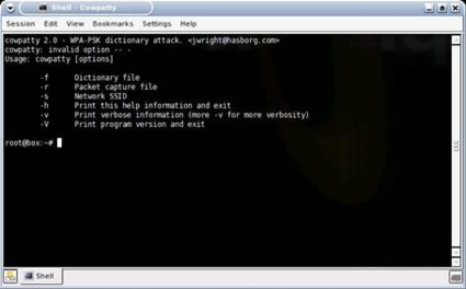 kismet 2007-01-r1b para windows 7