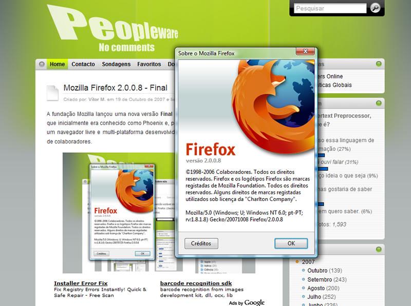 firefox 2.0.0.8