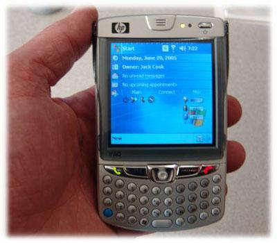 iPaq 6500