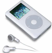 Roubo de iPod