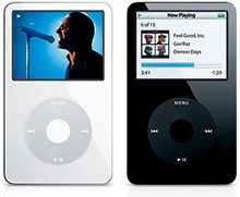 The new iPod Video