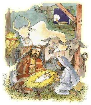 Um Santo Natal para todos!
