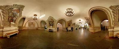 Metro de Moscovo 01