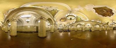 Metro de Moscovo 02