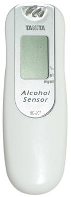 Sensor de Alcool