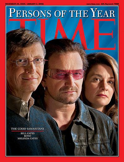 Times - Personalidades 2005