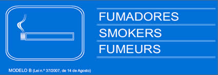 Deixe de fumar em um simorona