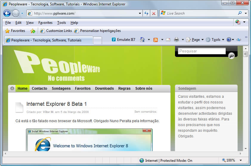 internet explorer microsoft download center