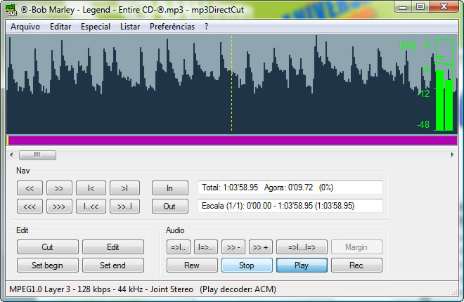 MP3DIRECTCUT 2.11 TÉLÉCHARGER