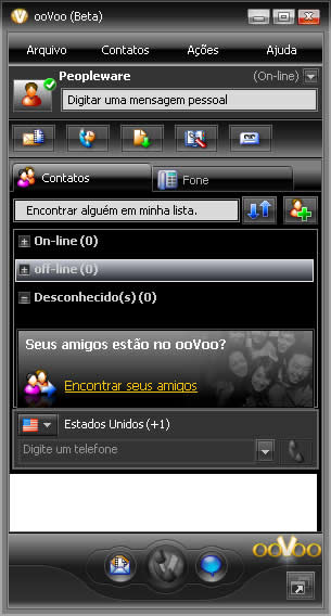 ooVoo 1 5 1 97 Beta for Windows - Pplware