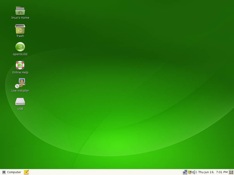 OpenSuSE 11 0 - Pplware