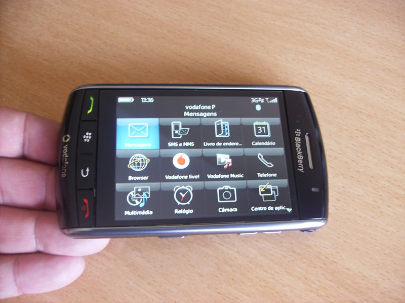rubrica blackberry bold su pc