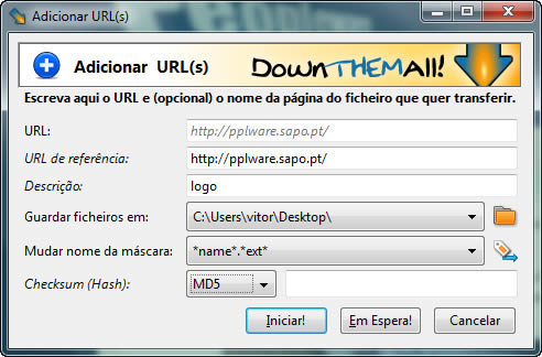 downthemall 1.1.8