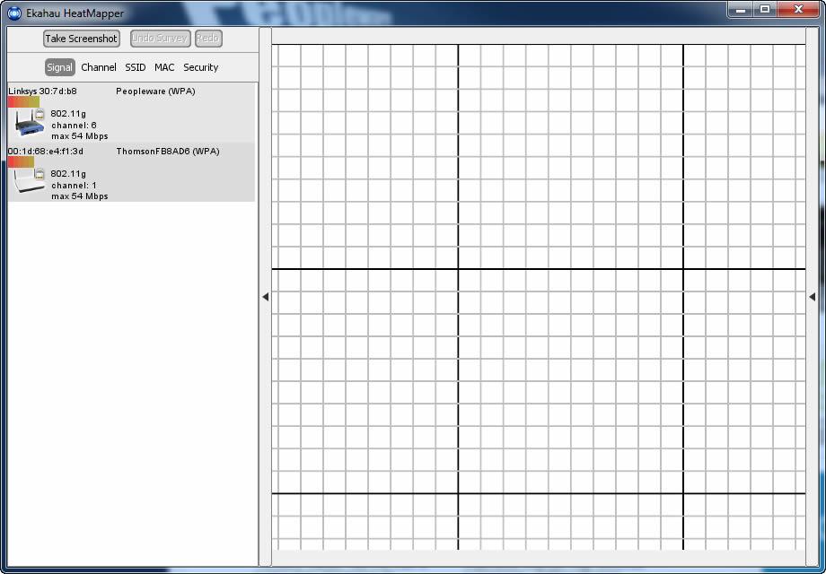 Ekahau HeatMapper 1 0 2 - Pplware