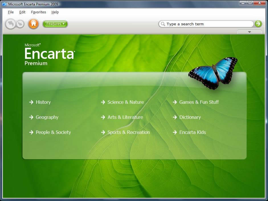 enciclopedia encarta 2010 da