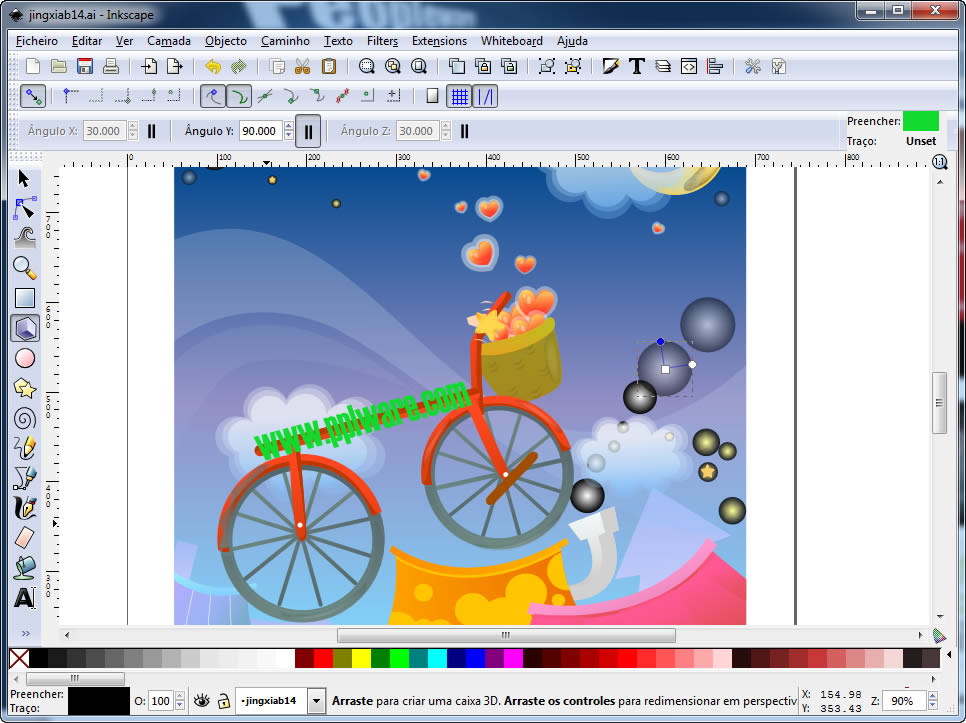 Tutoriais e outros apps inkscape final o editor gr fico open source Open source illustrator