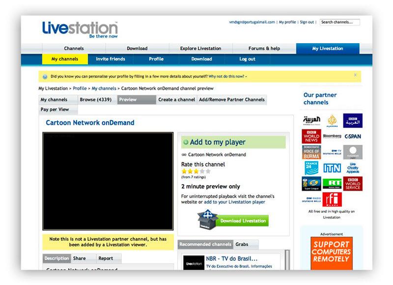 livestation player 2.7.0