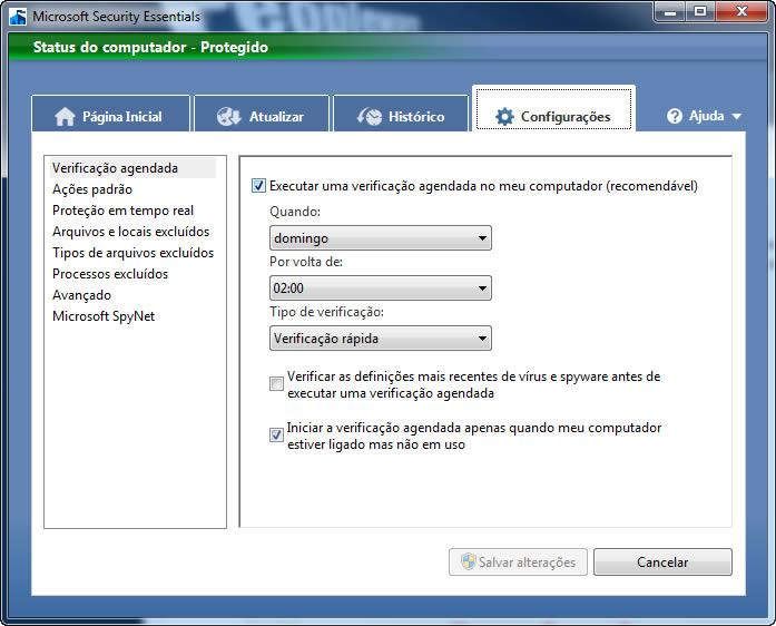 how to run a proper virus scan