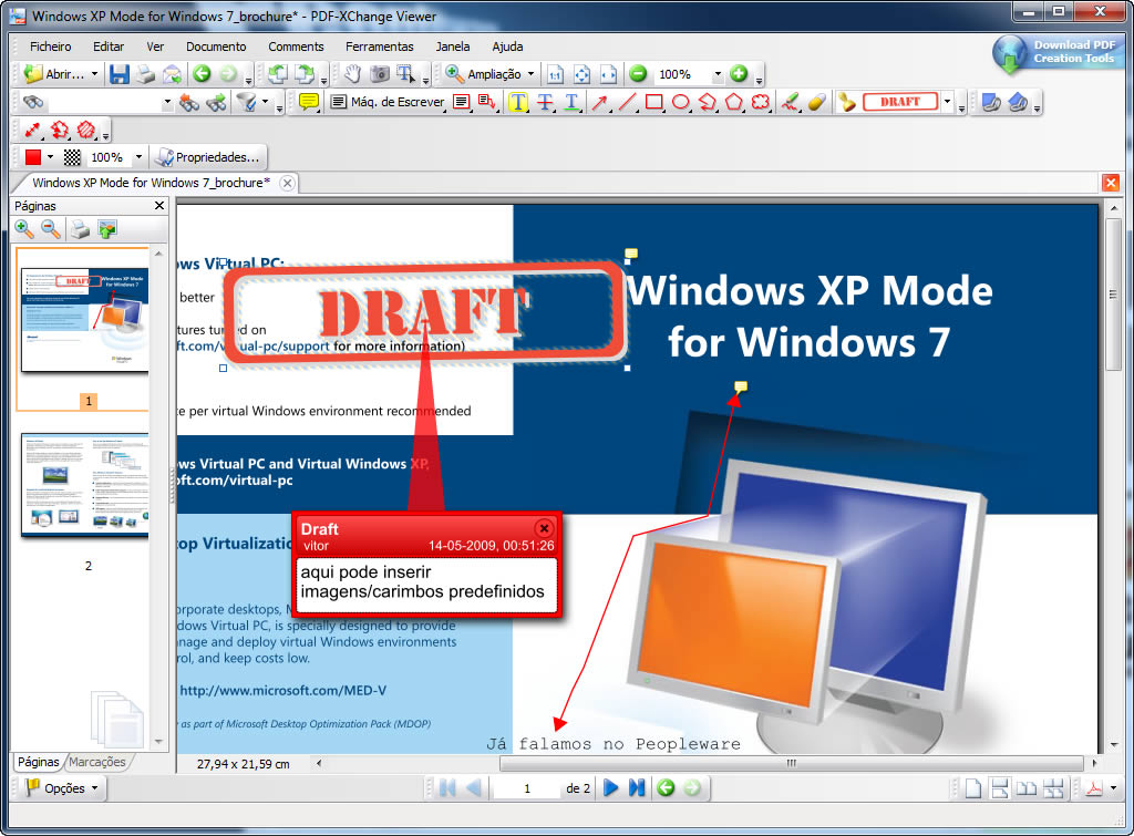 PDF-XChange Editor 8.0.332.0 - Скачать бесплатно.В этом отношении PDF-XChange Editor является мощным редактором PDF, который объединяет множество функций для работы с существующими документами и сохранения с новыми изменениями.