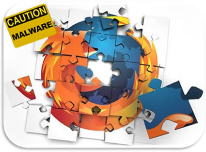 how to remove mozilla add ons