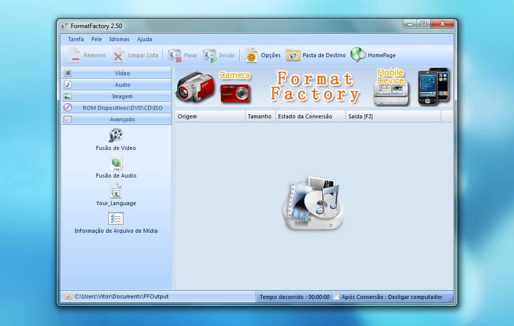 format factory 2.50