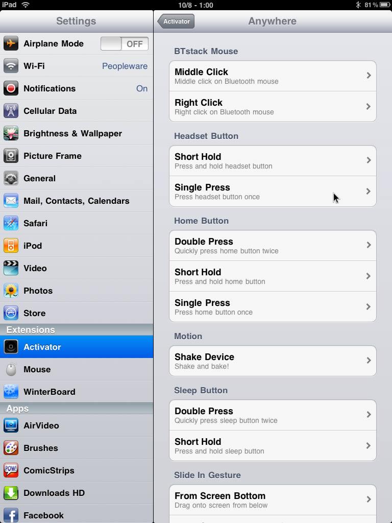 Como adicionar o Magic Mouse ao iPad - Pplware