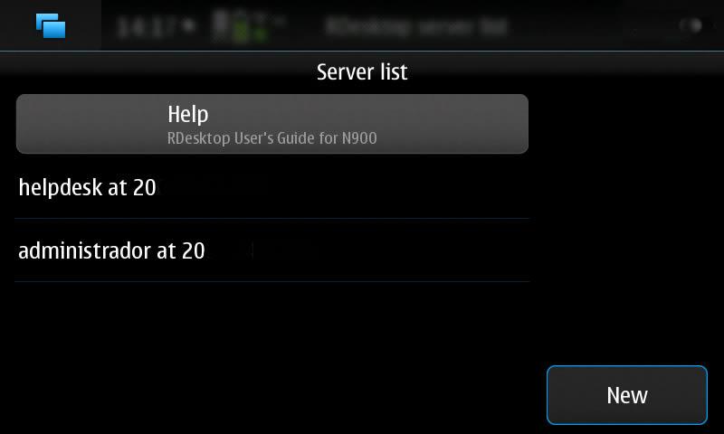 rdesktop: Cliente RDP para WTS no N900 - Pplware