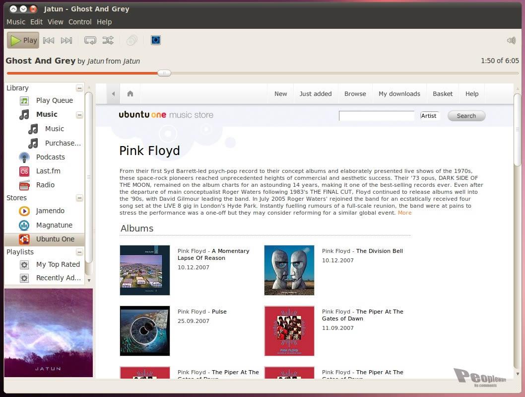 site inteiro ubuntu