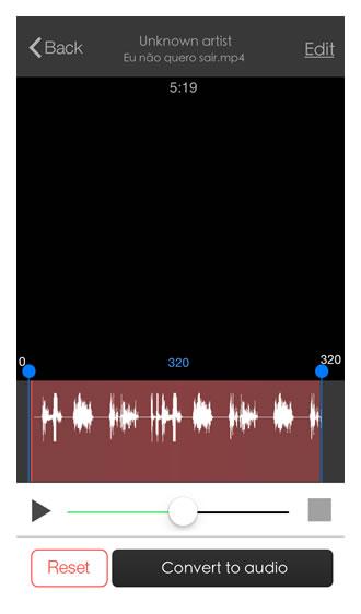 Conversor Play Tube - Converta Vídeo para Áudio no iPhone