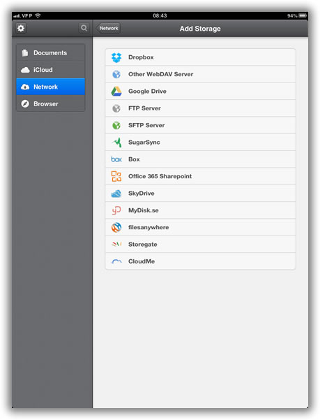 download pdf documents to ipad