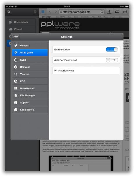 Documents by readdle a super app para ipad pplware for App para disenar muebles ipad