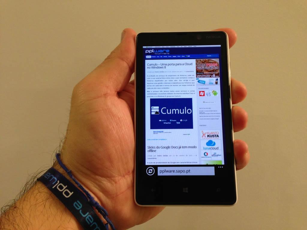 0b9a8412052 Os Lumia são, por excelência, quem tem traduzido melhor todo o potencial  deste sistema operativo. Vamos ver o que este smartphone de gama média nos  pode ...