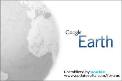 Portable Google Earth