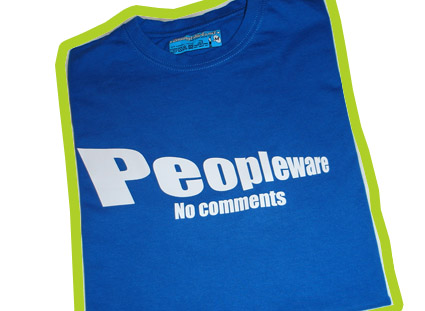 T-shirt Peopleware