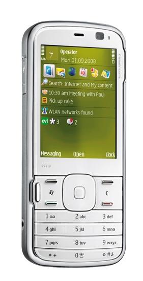 Nokia N79 - 4