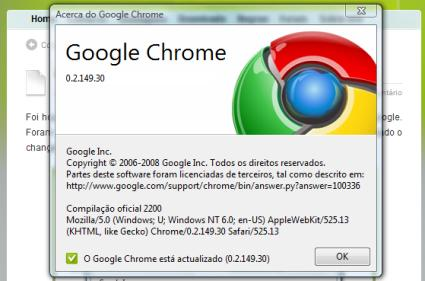 Download: Google Chrome (BETA) for Windows - Pplware
