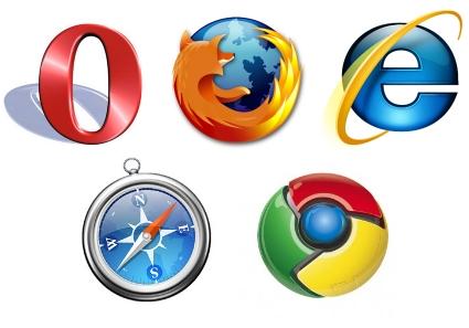 Comparação - Web Browsers