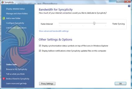 Syncplicity - Config