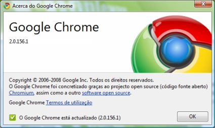 Google Chrome - Version
