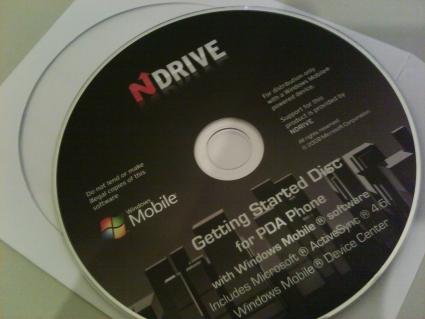 Foto NDrive S400 - Perto