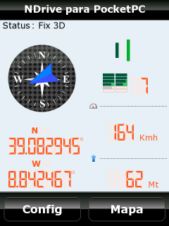 NDrive S400 - GPS