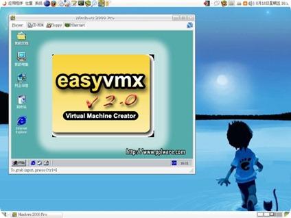 easyvmx