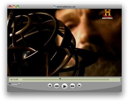 Codecs Mac OS X