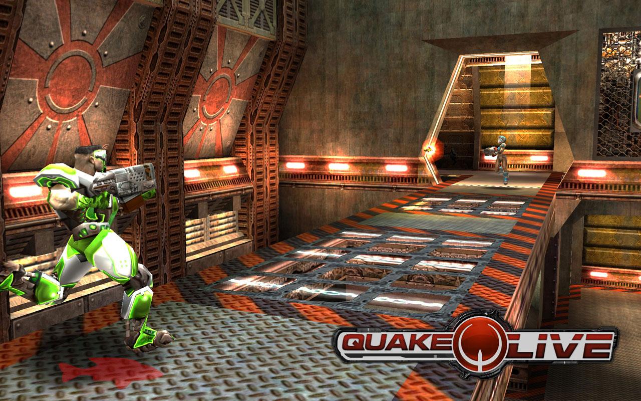 Quake 3 Arena For Mac Os