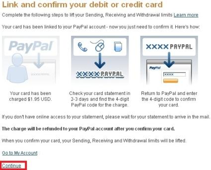 Paypal associar carto de crdito parte 4 pplware aps termos a referncia voltamos pgina do paypal e fazemos a nossa autenticao dentro da pgina do paypal vo aonde est escrito confirmar meu fandeluxe Gallery
