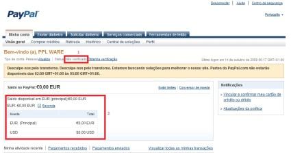 Paypal Carregar A Conta A Partir Do Mbnet Parte2 Pagina 4 De 4