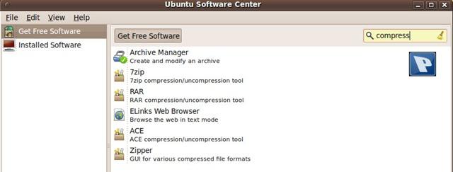 Linux - Como descompactar ZIP, RAR, 7ZIP, ACE, TAR - Pplware